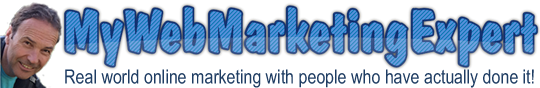 My Web Marketing Expert – Real World Online Marketing Logo