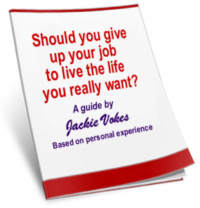 Jackie's Leave Your Job Guide