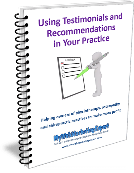 Testimonials and recommendations course